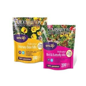 Encap® Mixed Wildflower Seeds (2# Bags)