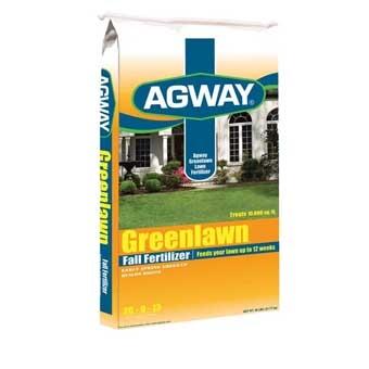 Agway Greenlawn Fall Fertilizer 26-0-13 15M