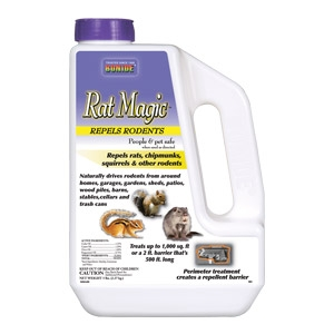 Bonide® Rat Magic™ Rodent Repellent (5# Pail)