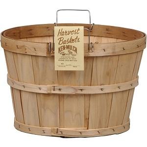 Ken-Mulch Harvest Basket ½ Bushel