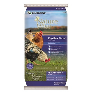Nutrena® Nature Wise™ Feather Fixer™ 18% PelletPoultry Feed