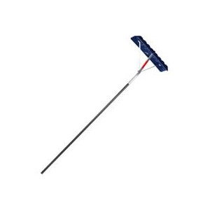 Garant 15' Poly Head Roof Rake with a 16' Aluminum Handle