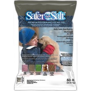 Kissner Safer Than Salt Ice Melt 50lb