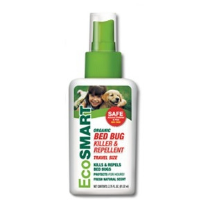 EcoSMART Organic Bed Bug Repellent (Travel Size)
