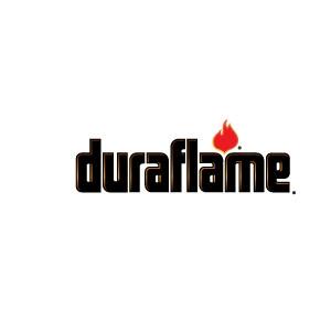 DuraFlame Cube Stove Black