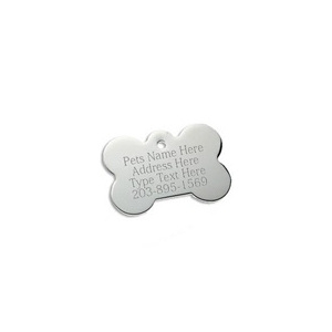 Free Pet Tag with Collar Purchase