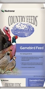 Nutrena® Country Feeds™ Gamebird/Turkey Grower