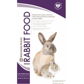 Southern States® Premium Rabbit Food 25#