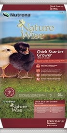 Nutrena® Nature Wise™(Non-Medicated) Chick Starter/Grower Feed