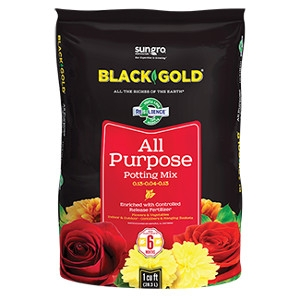 Black Gold® All Purpose Potting Soil 2CF $9.99
