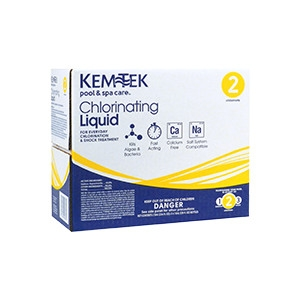 Kem-Tek Chlorinating Liquid 1 Gallon Hot Buy!