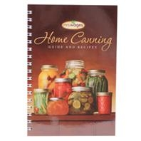 Mrs. Wage's™ Home Canning Guide and Recipe Book