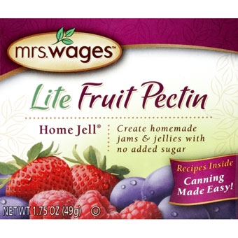 Mrs. Wages™ 'Lite' Fruit Pectin Home Gel® (1.75oz Box) *No Sugar