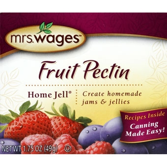 Mrs. Wages™ Original Fruit Pectin Home Gel® (1.75oz Box)