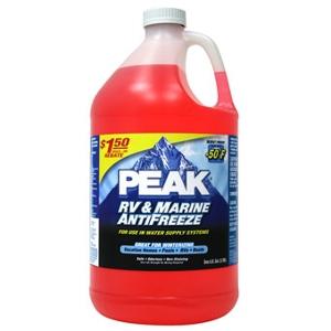 Hot Buy! Peak® RV & Marine Anti-Freeze