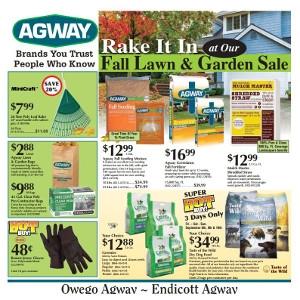 Sales Flyer Savings!