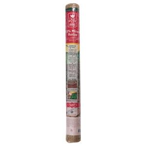 Easy Gardener® Heavy-Duty Natural Burlap (3' Wide X 24' Long)