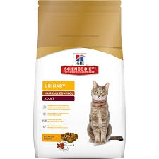 Hill's® Science Diet® Urinary & Hairball Control Adult Cat Food (15.5#)