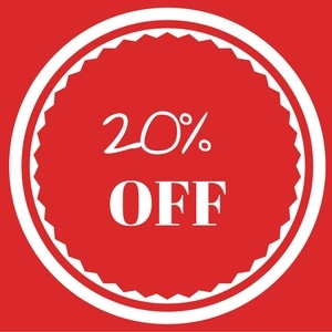 20% Off All Leashes and Collars