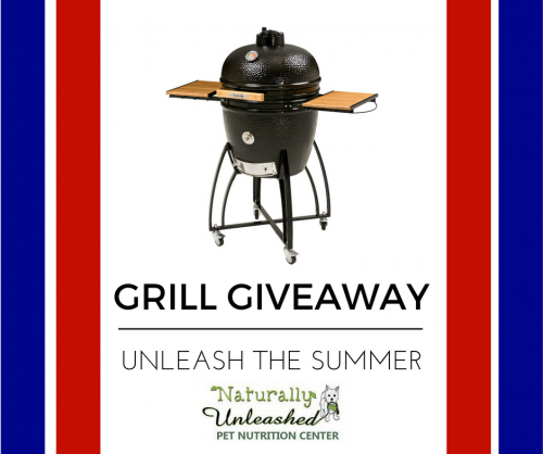 #Unleashthesummer Grill Giveaway
