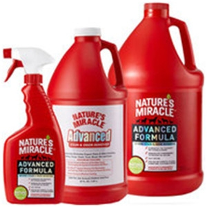 20% Off Nature's Miracle Cleaning Supplies