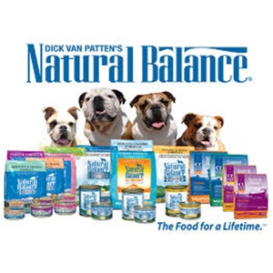 20% Off Entire Line of Natural Balance
