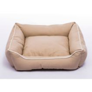 Dog Gone Smart Lounger Beds Sand Small