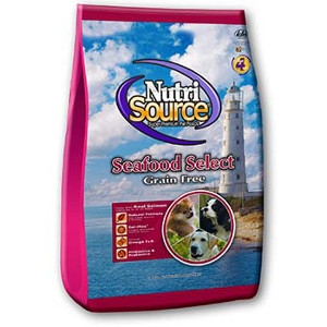 Nutrisource Grain Free Seafood Select 30 Lb.