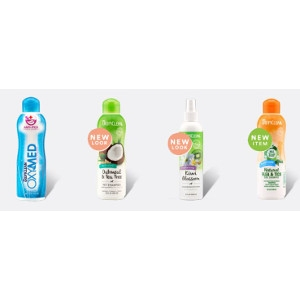 Save 20% on Tropiclean Products