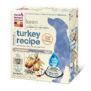 Keen Whole Grain Turkey Dog Food