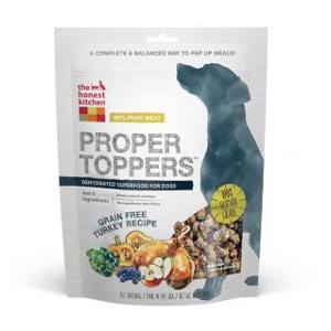 Turkey Proper Toppers Grain Free Superfood