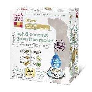 Brave Fish & Coconut Dog Food