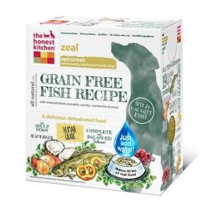 Zeal Grain Free Fish Dog Food
