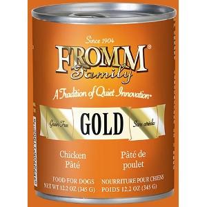 Gold ChickenPâté