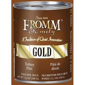 Gold TurkeyPâté