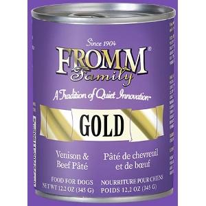 Gold Venison & BeefPâté