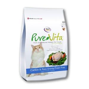 PureVita™ Grain Free Chicken & Peas Entrée