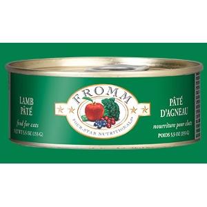 Fromm Four-Star Lamb Pâté for Cats