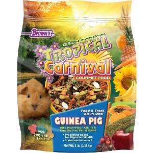 Tropical Carnival® Gourmet Guinea Pig Food 5 lb.