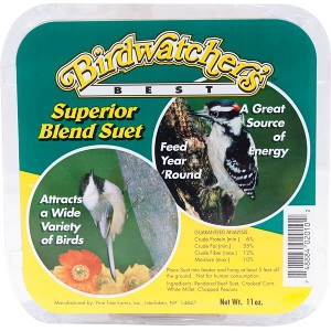 FREE Birdwatchers Best Suet w/ $25 Purchase