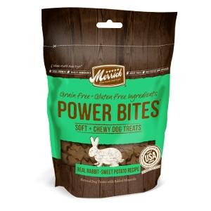Power Bites - Real Rabbit & Sweet Potato Dog Treats