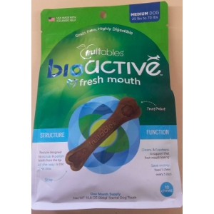 Fruitables Bioactive Fresh Mouth Dog Treats