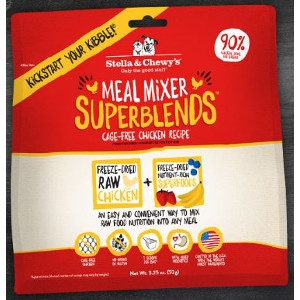 Lil' Superblends Meal Mixer Cage-Free Chicken 3.25 Oz.