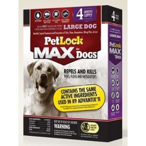 PetLock MAX for Large Dogs 21-55 Lbs.