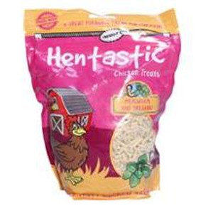 Hentastic Mealworm and Oregano Chicken Treats