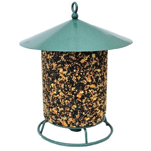 Classic Seed Log Hanging Feeder