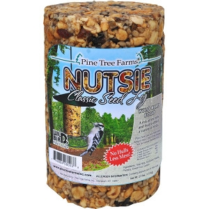 Nutsie Classic Feed Log