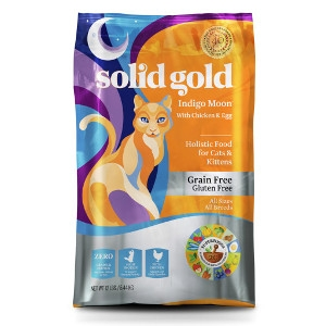 Indigo Moon® With Chicken Cat Food