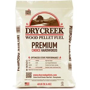 Dry Creek WOod Pellet Fuel