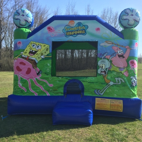 Spongebob Bouncer